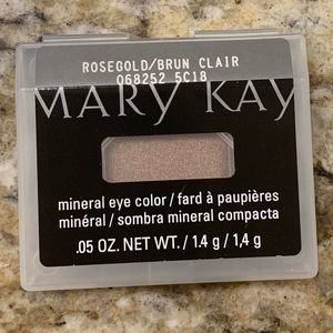 Mary Kay Rosegold eyeshadow eye color